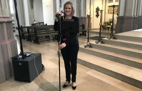 Ariane Slomka Hochzeitssängerin NRW Münsterland 2 Repertoire